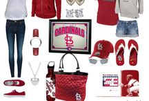 St Louis Cardinals. / by Stephanie Johnson-Dillow
