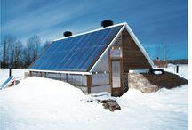 Greenhouse, Valhalla's project (La Prairie, Quebec, Canada)
