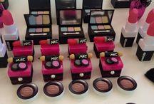 Festas Maquiagem