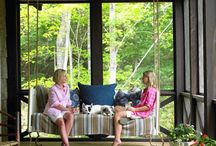 Exterior & Screen Porch / by Catherine Guy