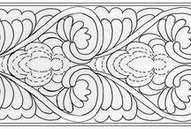 Mønstre / Strikkemønstre