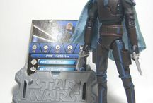 Star Wars / Koleksi Star Wars action figures yang ready stok.