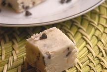 Fudge and truffles