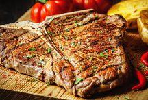 Рецепты мясные