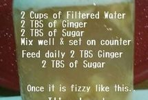 Ginger uses