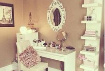 Beauty room