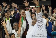 Amma in action / Amma in action