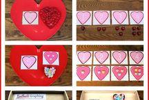 Homeschool Unit - Valentines