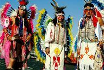 American Indian  / by Rheda McNamara