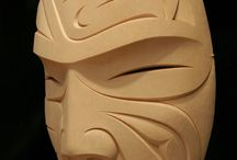 Pacific coast native art