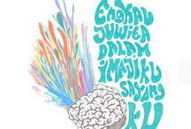 Artwork / hippies