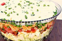 Salads / by Anna Cardwell