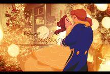 Walt Disney's films