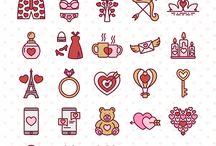 Valentine's Day stuff