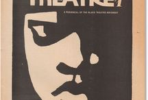 Black theatre / by DeBryant Johnson