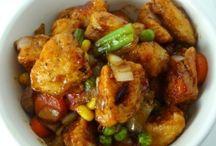 Chinese Food at Home. / by Ciara LeBoeuf