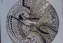 Patrik art / my son's art