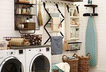 Laundry orgainisation