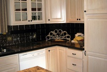 """Kitchen Remodel Ideas / See the stunning transformation that """"tuning-up"""" your cabinetry can do for you."""