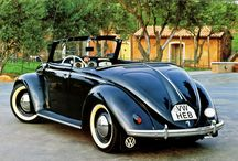 VW History  / by R & H Dobler