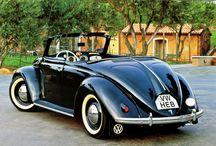 VW History  / by Heinz Dobler