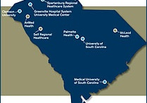 Consortium Members  / Making our state healthier is a team effort. Health Sciences South Carolina partners with dozens of health care organizations- you'll likely find one in your community