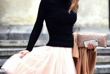 Skirts, dresses, outfits