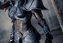 ladys - cosplay