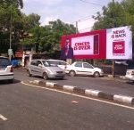 India Today Television Acknowledges Graphisads' support in Outdoor media