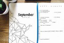 BulletJournal #months
