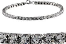 Tennis Bracelets / Wimbledon officially begins today. Browse TJC's range of Tennis Bracelets perfectly fitting for the occaion