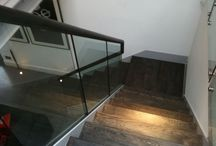 Staircases / We Design, Build and manufacture Oak Steel and Glass staircases so we have joined Pintrest to share our art with you all