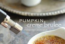Desserts to Find! / Pumpkin