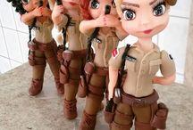 Militares de biscuit