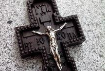 Кресты дерево + металл