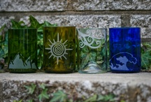 Glass Crafts / by Rachel Kenney