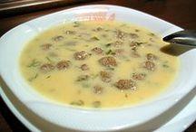 yemek ve çorba