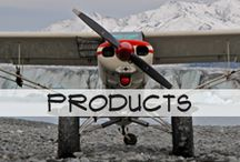 Products / Blue Ice Aviation has products for purchase.