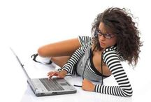 Don�t waste your time on searching! Best online job is here / by Rocky Grupp