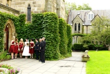 English Style Wedding