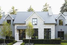 Exterior house styles