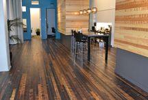 Decoración / Todo tipo de fotos de decoración del hogar en madera. Encuentra aquí ideas inspiradoras para dar rienda suelta a tu creatividad y decorar tu casa con madera