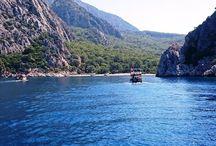 Adrasan Tekne Turları