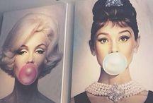 Marilyn and Tiffany➳