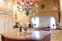 Ihanat keittiöt