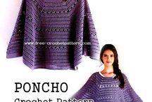 Ponchos - Shawls