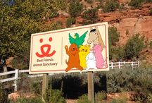 Kanab, Utah Travel 2014 / Travel to Best Friends Animal Sanctuary in Kanab, Utah / by Planet Weidknecht