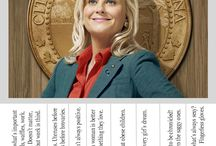 The Wisdom of Leslie Knope / by Becky Cade