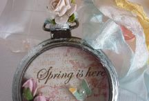 Tim Holtz & Ranger products / by Pam Lunnon-Brown