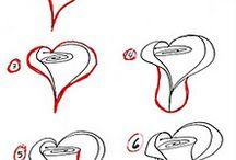rajzolás-festés lépésről lépésre